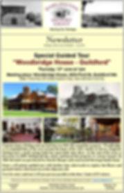 20190601 Newsletter June WOODBRIDGE HOUS