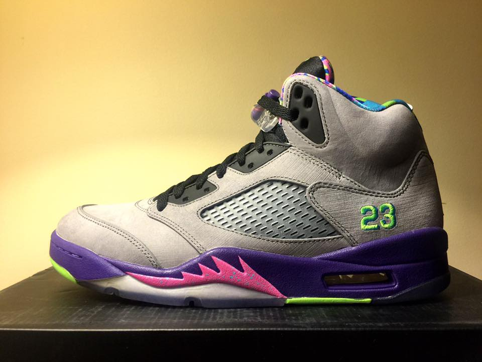 air jordan 5 retro bel air