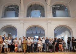 Kovasznai Exhibition at the Ybl Creative House Buda (2018)