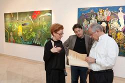 Kieselbach Gallery Budapest (2011)