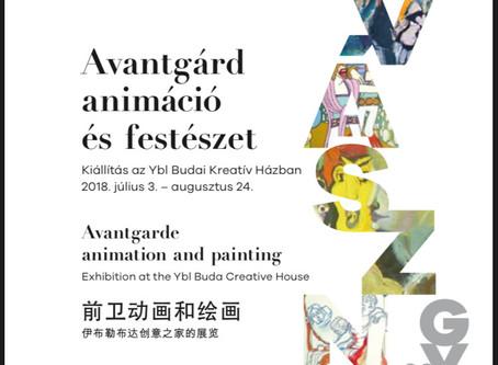 Exhibition Catalogue of recent Kovasznai Retrospective at Ybl Creative House now available online