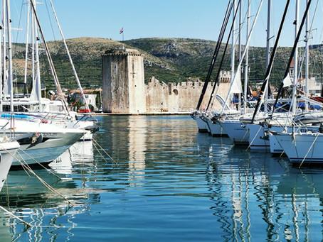 Segel Saisonstart in Kroatien