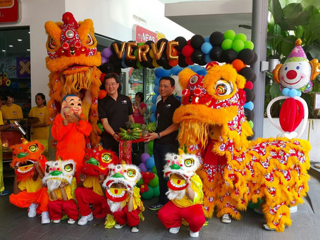 VERVE® Shops is Officially Open