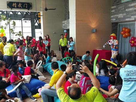 Sky Bridge Carnival for Five Children's Homes