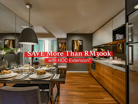 Save More Than RM300k with HOC Extension!