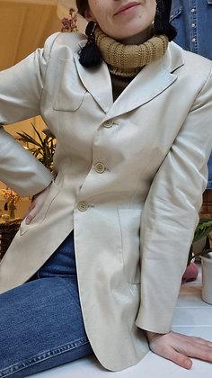 Shiny custom made blazer