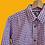 Thumbnail: Purple gingam shirt