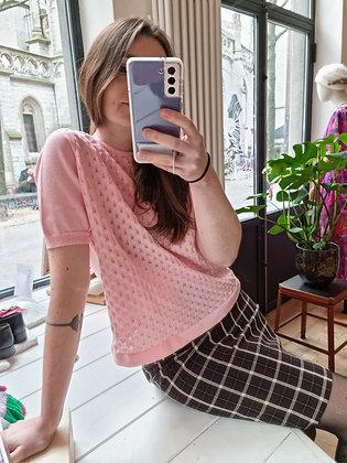 Fluo pink t-shirt