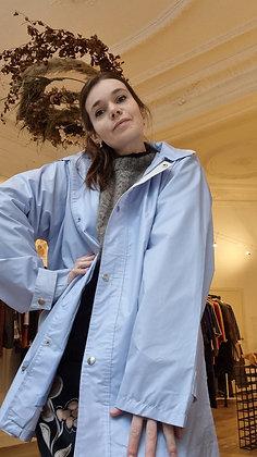 Babyblue raincoat