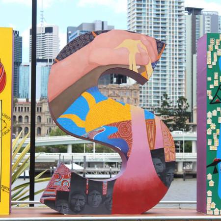 G20 Brisbane sign (2014)
