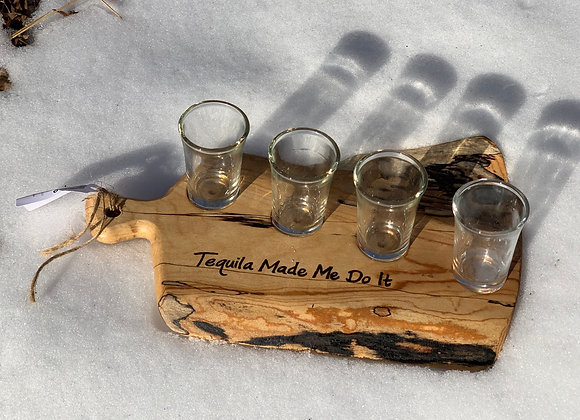 Fun Shot glass board!