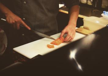 Sushi Preperation