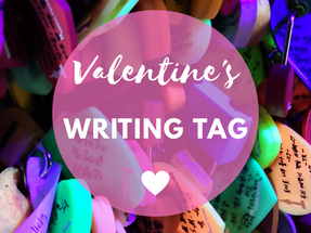Tag écriture et lecture spécial Saint-Valentin