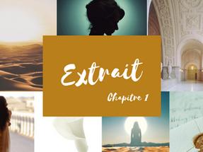 [EXTRAIT] Héritage, chapitre 1