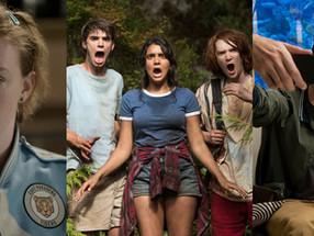 3 teen movies (originaux Netflix)