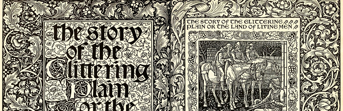 Kelmscott Press William Morris
