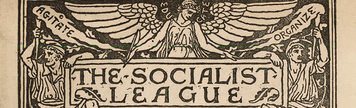 Emery Walker arts and crafts Socialist League