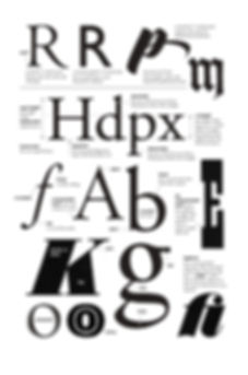 Simon Loxley's glossary of type