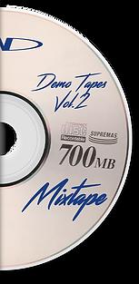 Demo Tapes Vol.2 Mixtape Disc.png