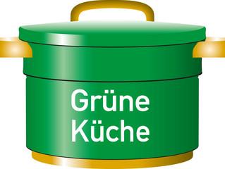 "Verleihung der ""Grünen Küche"""