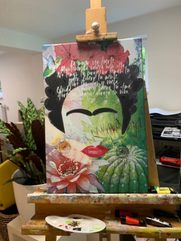 Frida Mariposa Design