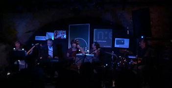 Ein Ausschnitt unseres Konzertes im Gwölb/Korneuburg
