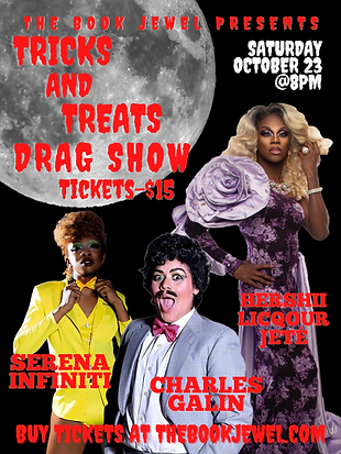 Tricks and Treats Drag Show Poster.png