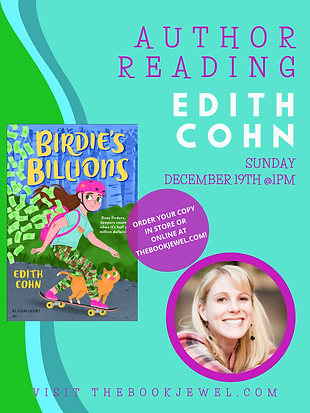 Edith Cohn Author Reading Event.png