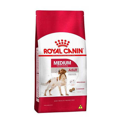 Ração Royal Canin Medium - Cães Adultos 15Kg