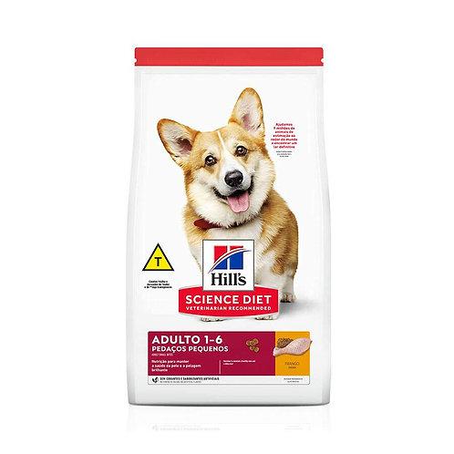 Ração Hills Cão Adulto Pedaços Pequenos 2,4 Kg
