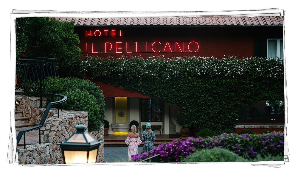 Hotel Il Pellicano-Tuscany Italy