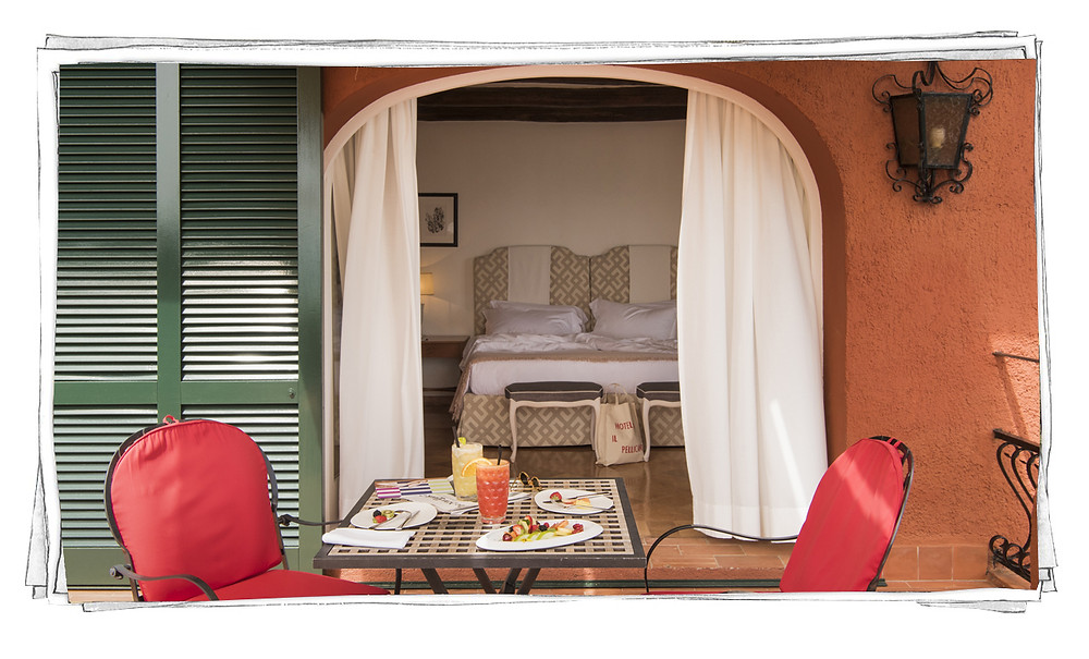 Il Pellicano Tuscany Room