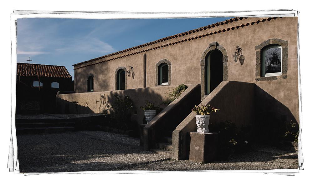 Tenuta di Fessina Etna Sicilia