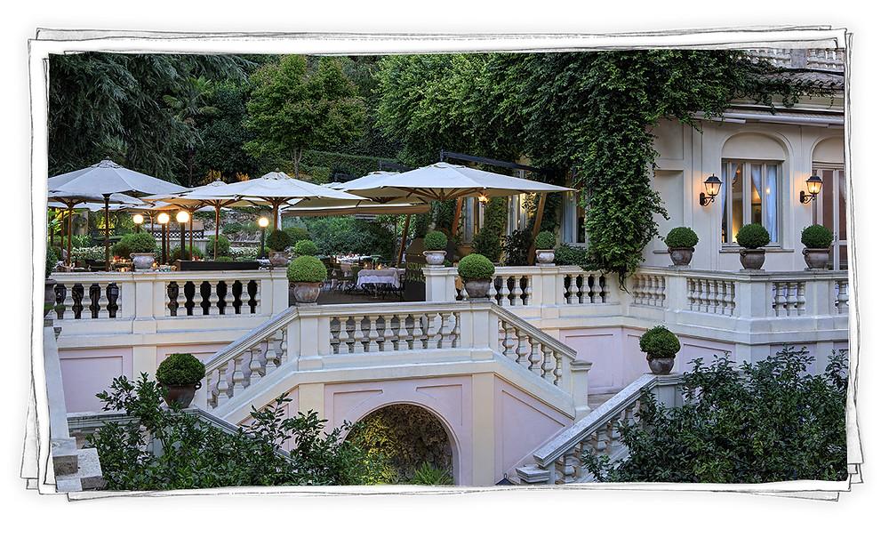 Hotel de Russie Rome Secret Garden Marcellooo.fr