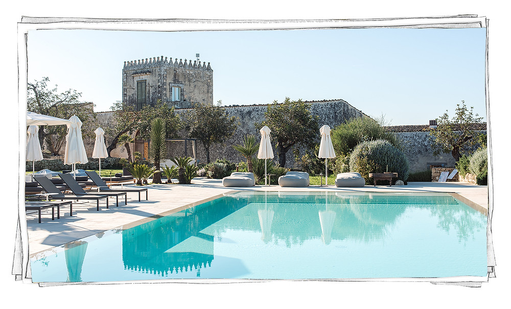 Dimora delle Balze Noto Sicily Pool