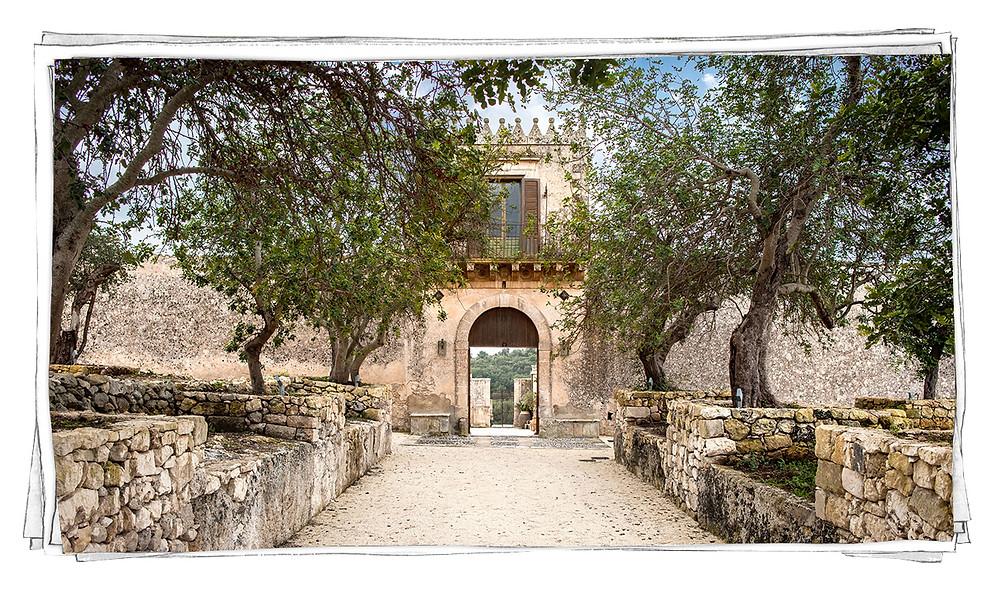Dimora delle Balze Noto Sicily