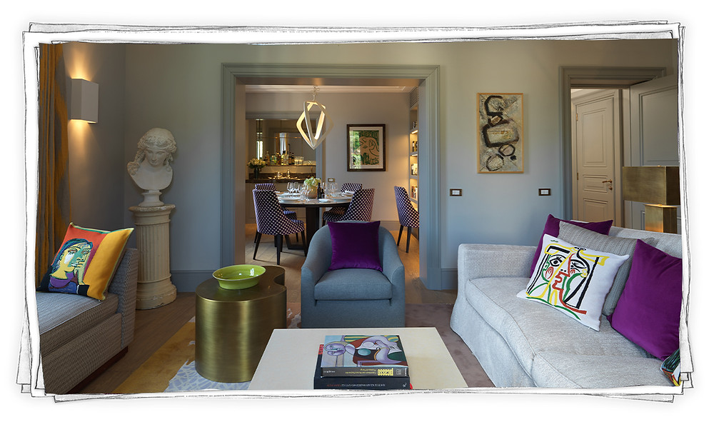 Hotel de Russie Rome Suite Picasso Marcellooo.fr