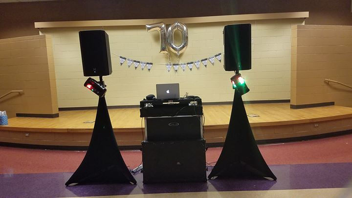 DJ SERVICES, SOUND,LIGHTING