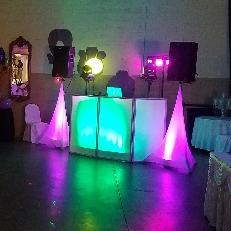DJ SERVICES,WHITE FACADE SOUND ,LIGHTING