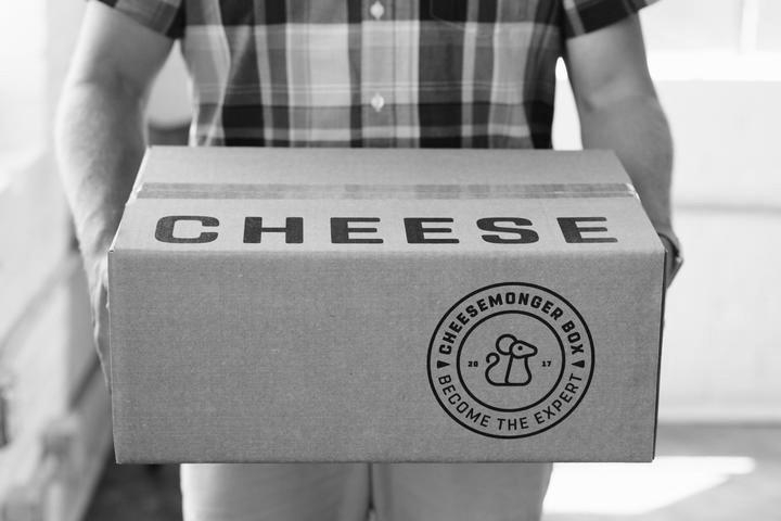 Cheese Monger Box