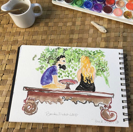 Bambu Indah Love