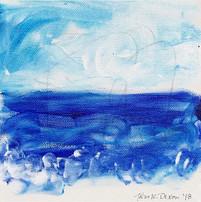 Ocean Painting IV