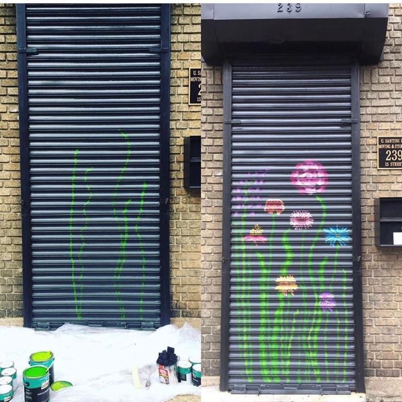 Door in Brooklyn