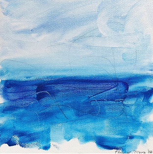 Ocean Painting II