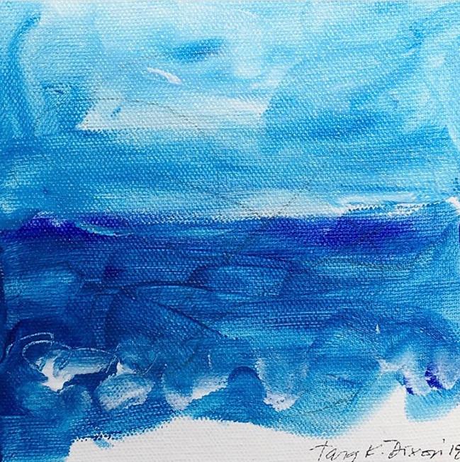 Ocean Painting VII