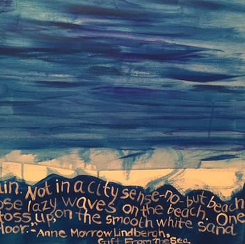 """Detail, """"Ocean Commission"""""""