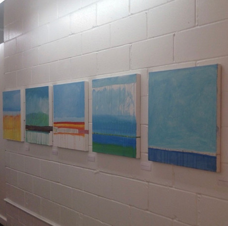 Weather Report Canvases