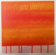 Gratitude Painting: Sunset