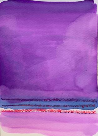 Purple FIeld I
