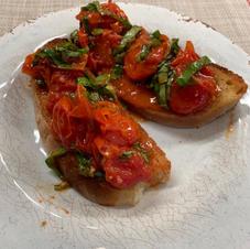 Roasted Tomato Bruschetta $23